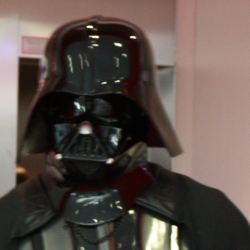 Darth Vader Modell von Star Wars